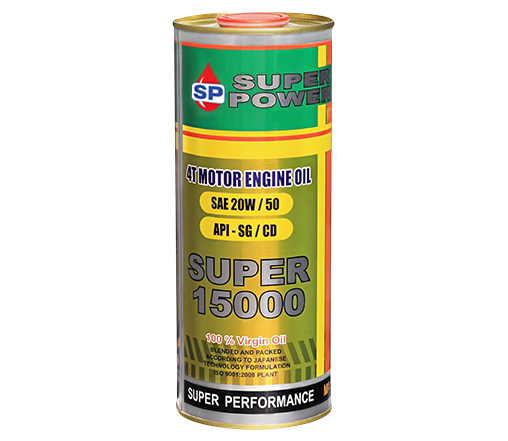 SUPER POWER<sup>®</sup> SUPER 15000
