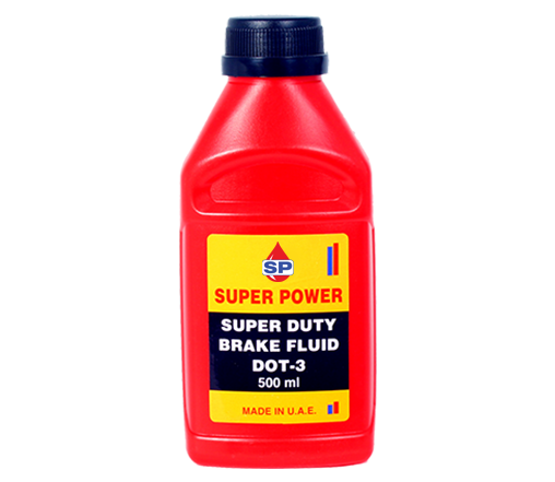 SUPER POWER<sup>®</sup> - SUPER 2000 (BRAKE FLUID DOT 3)
